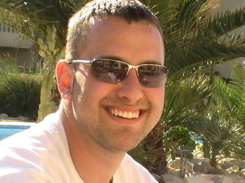 Internet marketer Dean Holland of the UK