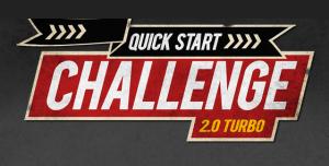 Logo for the Quick Start Challenge