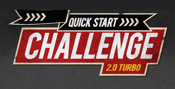 Logo for the Quick Start Challenge